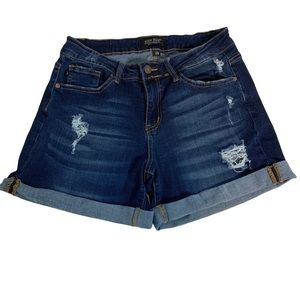 Judy Blue Los Angeles Jeans Shorts
